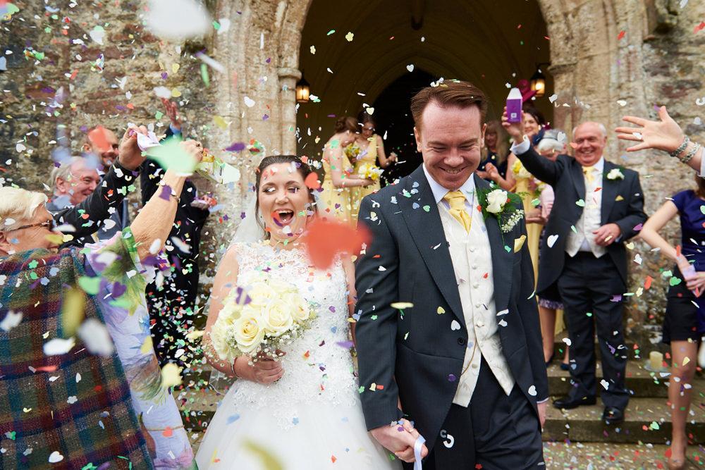 Dartington Hall Wedding in Devon -07