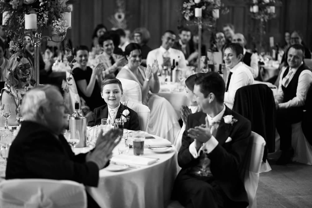 Dartington Hall Wedding in Devon -11