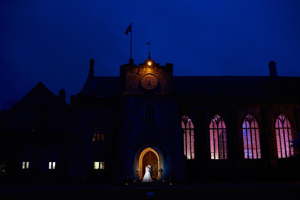Dartington Hall Wedding in Devon -13