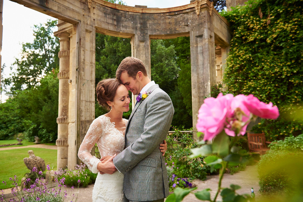 Orchardleigh House Wedding in Frome