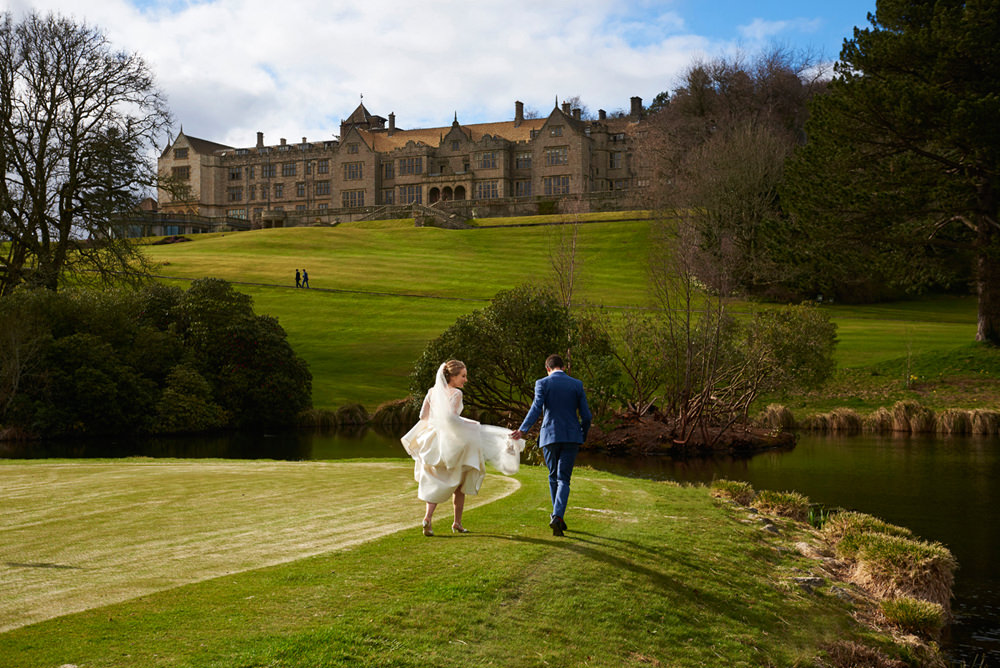 Tom Daley weds Dustin Lance Black at Dartmoor's Bovey ...