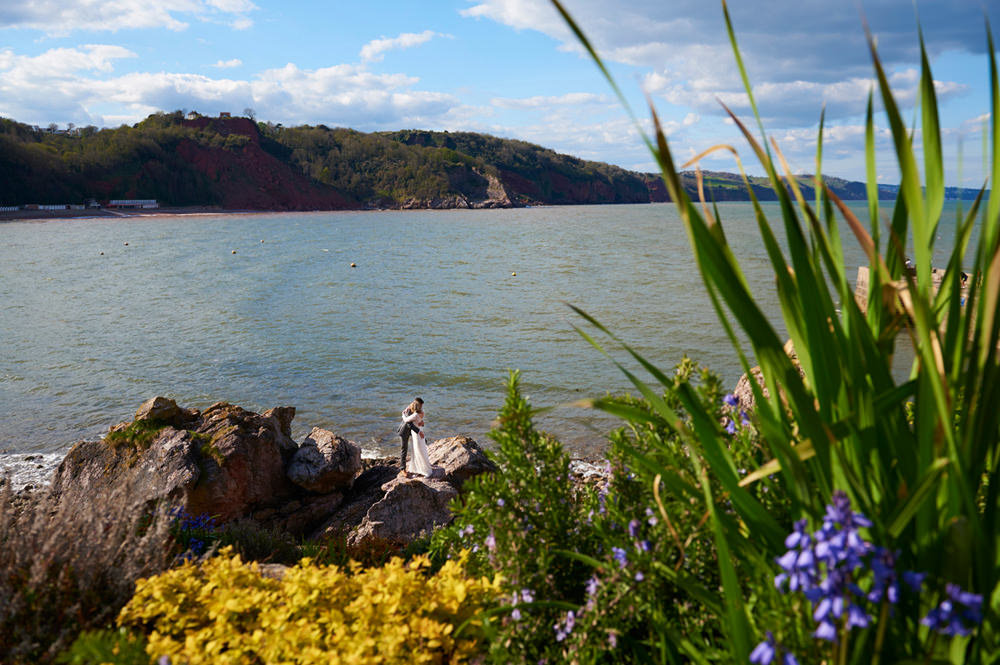 Wedding at Cary Arms in Devon