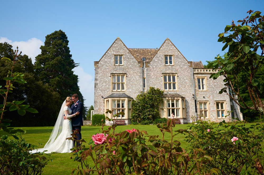 Wedding at Larkbeare House in Exeter