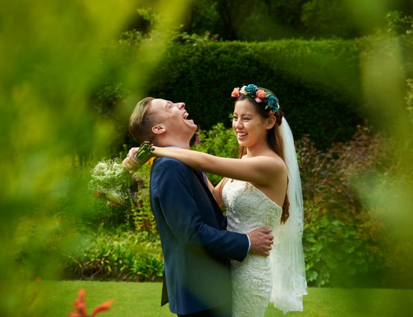 Small Intimate Wedding Bovey Castle