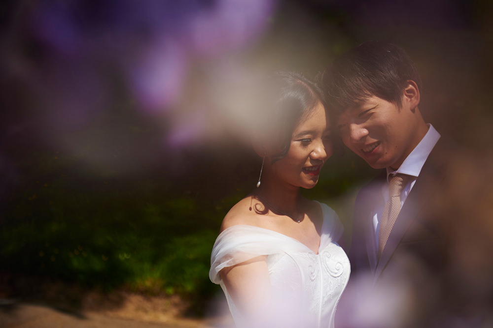 Summer Elopement in Devon- Yuanyan & Zhi at Reed Hall in Exeter